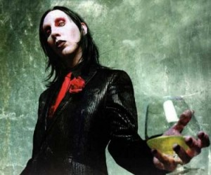 "Manson should write a book on ""how to seduce my ex""!"