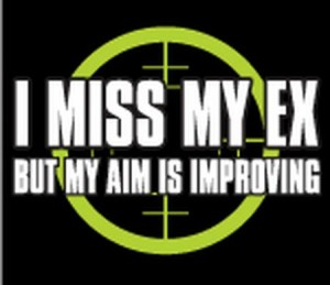Miss your ex?